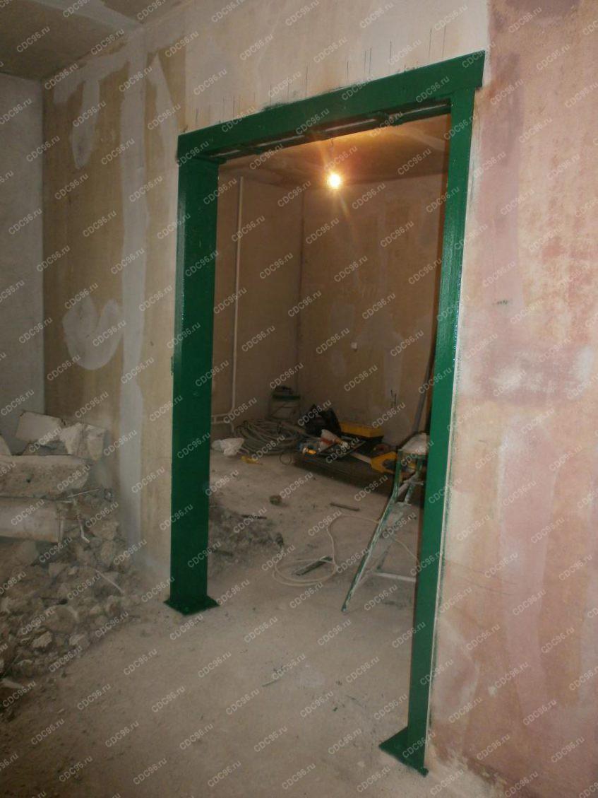 Как сделать дверной проем в бетонной стене 39